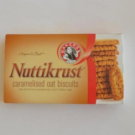 Picture of Bakers Nuttikrust 200g