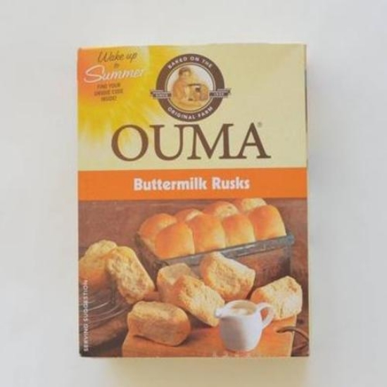 Picture of Ouma Buttermilk Rusks 500g