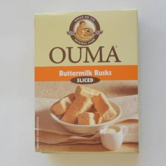 Picture of Ouma Buttermilk Sliced Rusks 500g