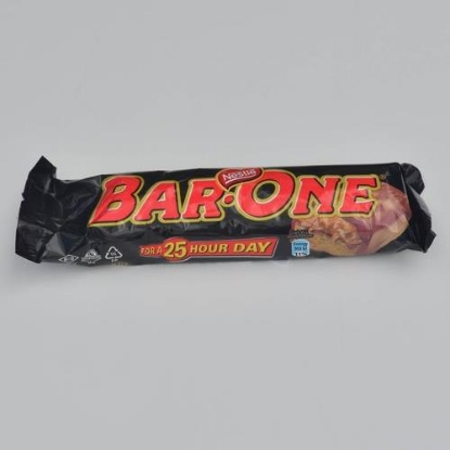 Picture of Nestle Bar One 60g