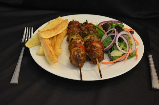 Picture of Lamb Sosaties (Kebabs)