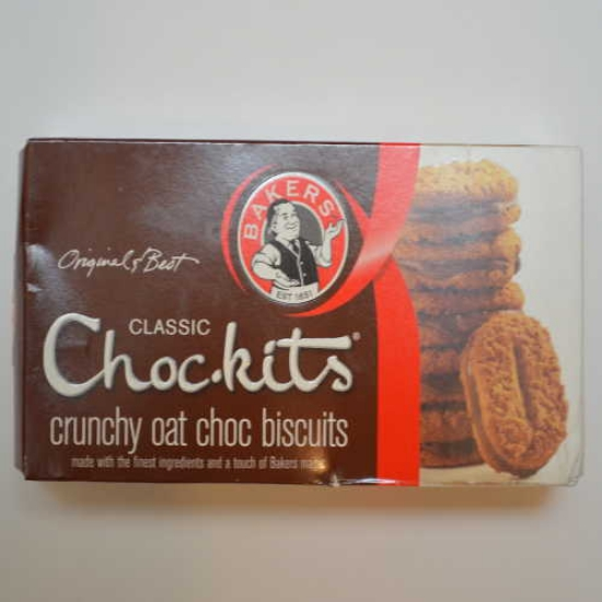 Picture of Bakers Classic Choc Kits  200g