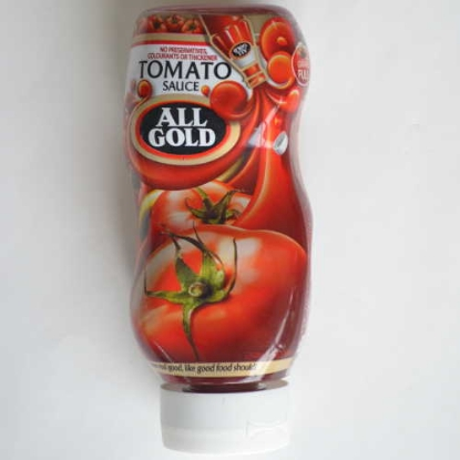 Picture of All Gold Tomato Sauce