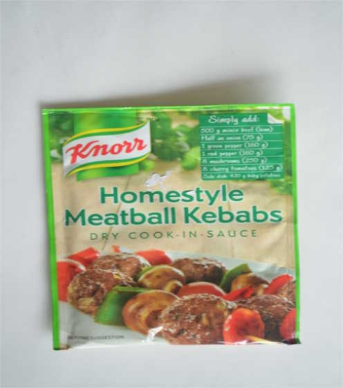 Picture of Knorr Homestyle Meatball Kebabs