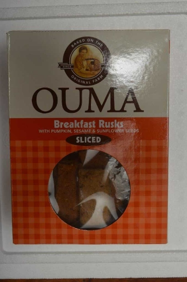 Picture of Ouma with Pumpkin, Sunflower and Sesame Seeds 500g