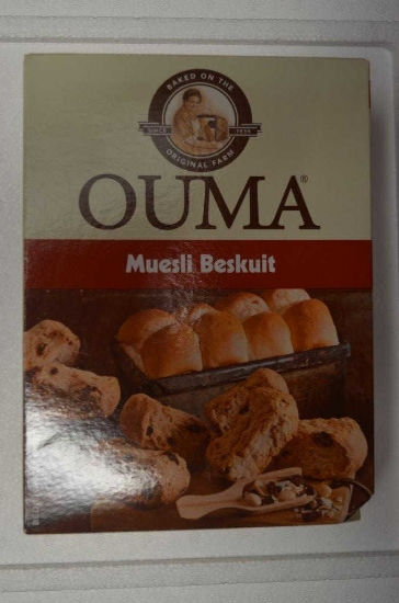Picture of Ouma Muesli Beskuit 500g